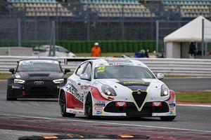 Luigi Ferrara, Alfa Romeo Giulietta TCR