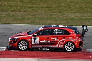 Nicola Baldan Pit Lane Competizioni, Hyundai i 30 TCR #8