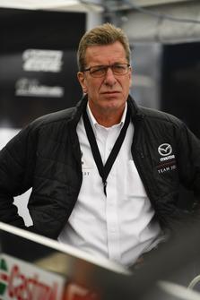 Ralf Juettner, Mazda Team Joest