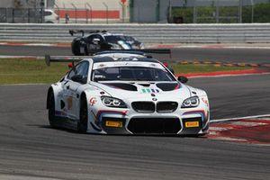 #15 BMW M5-GT3, BMW Padova Team: Comandini-Spengler