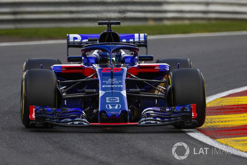 Brendon Hartley chegou a dar trabalho para Ericsson, mas perdeu rendimento e terminou em 14º