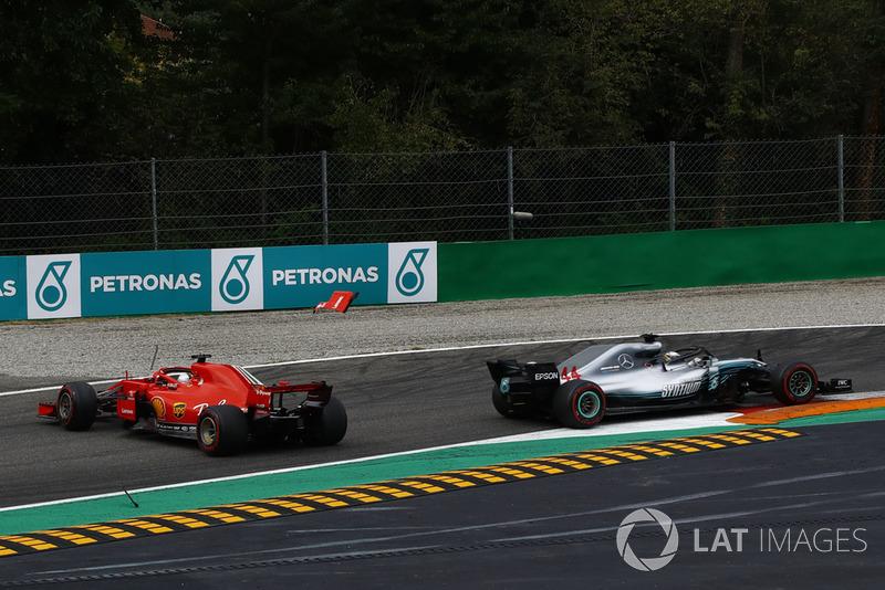 GP da Itália, 2018
