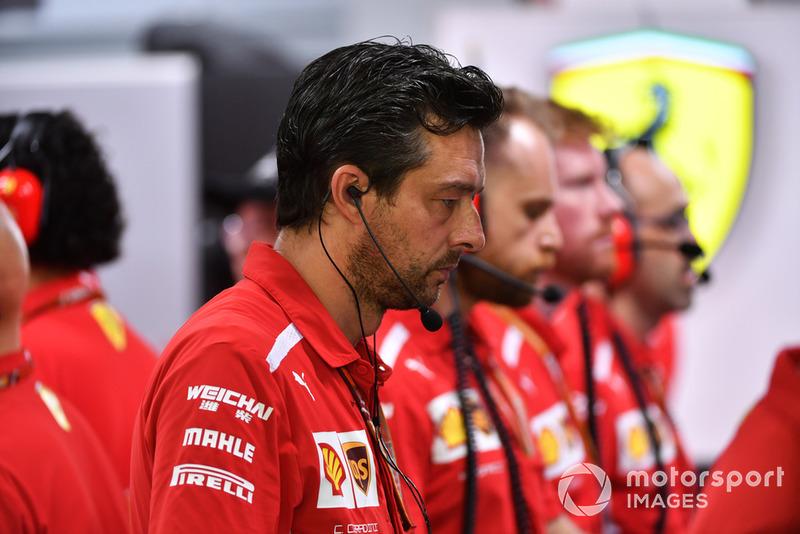 Ferrari mechainics