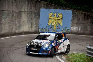 Roberto Pelle, Roberto Riva, Suzuki Swift R1