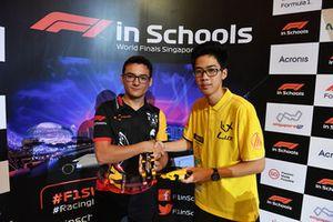 Finales mundiales de F1 en las escuelas