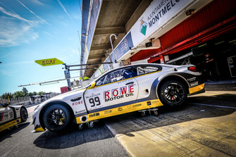 #99 ROWE Racing BMW M6 GT3: Jesse Krohn, Philipp Eng, Alexander Sims