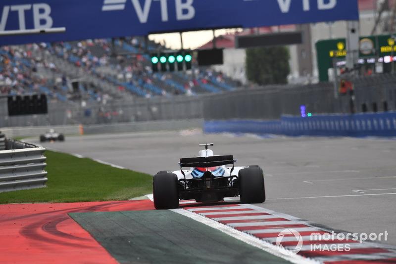 15. Lance Stroll, Williams FW41