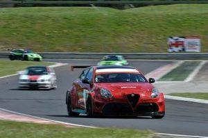 Richárd Király, Team Unicorse, Alfa Romeo Giulietta TCR