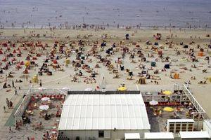 La playa de Zandvoort