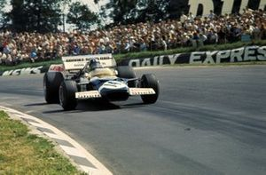Graham Hill, Rob Walker Racing Lotus 49C