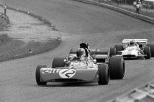 François Cevert, Tyrrell 002 Ford, Helmut Marko, British Racing Motors P153