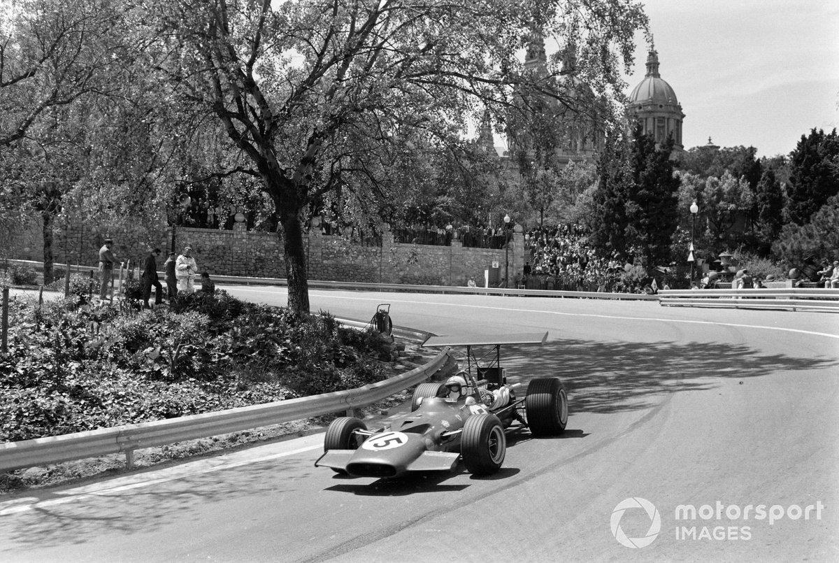 1º GP da Espanha de 1969