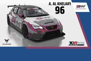 Abdulla Ali Al-Khelaifi, QMMF Racing, CUPRA TCR