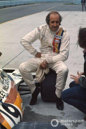 Denny Hulme, McLaren M19C