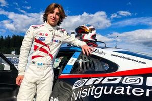 Mateo Llarena, MRS GT-Racing