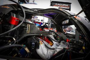 #6: Acura Team Penske Acura DPi, DPi: Juan Pablo Montoya