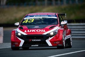Андрей Масленников, Lukoil Racing Team, Hyundai i30 N