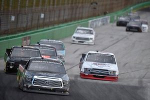 Korbin Forrister, All Out Motorsports, Toyota Tundra Nursing Home Heroes, Tyler Hill, Hill Motorsports, Chevrolet Silverado, Cory Roper, Roper Racing, Ford F-150 CarQuest
