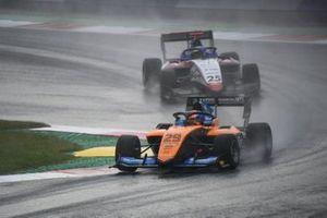 Alexander Peroni, Campos Racing et David Schumacher, Charouz Racing System