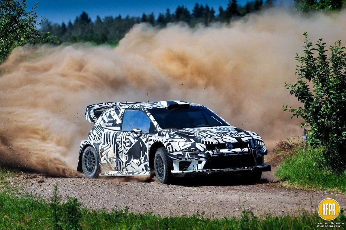 Volkswagen Polo WRC 2017