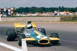 Tim Schenken, Brabham BT33 Ford, GP di Gran Bretagna del 1971
