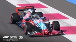 Screenshot F1 2020