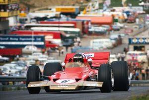 Йохен Риндт, Lotus 72C Ford