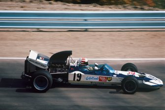 Sam Posey, Surtees TS9 Ford
