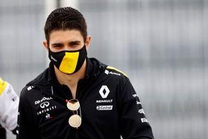 Эстебан Окон, Renault F1 Team