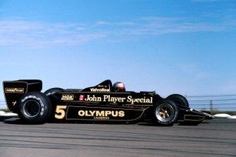 World Champion Mario Andretti, Lotus 79