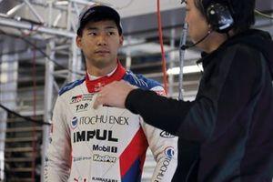 Ryo Hirakawa, ITOCHU ENEX TEAM IMPUL
