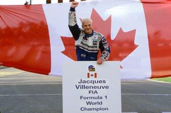 Jacques Villeneuve, Williams Renault