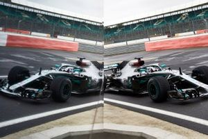 Льюис Хэмилтон, Mercedes F1 W09