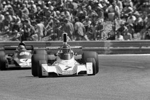 Carlos Reutemann, Brabham BT44B, Patrick Depailler, Tyrrell 007