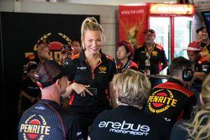 Shannen Kiely, Erebus Motorsport direktörü