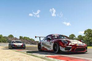 Porsche 911 GT3 Cup, #27 Marc Cini (AUS), Vincitore ProAm-class Porsche Mobil 1 Supercup Virtual Edition 2020