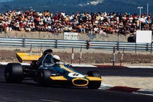 Tim Schenken, Brabham BT33 Ford, GP di Francia del 1971