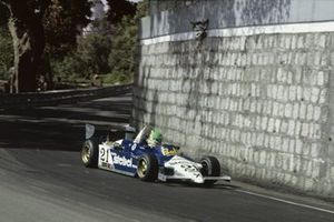 Gerhard Berger, Ralt-Alfa Romeo RT3