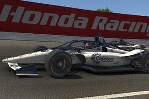 Colton Herta, Andretti Harding Steinbrenner Autosport