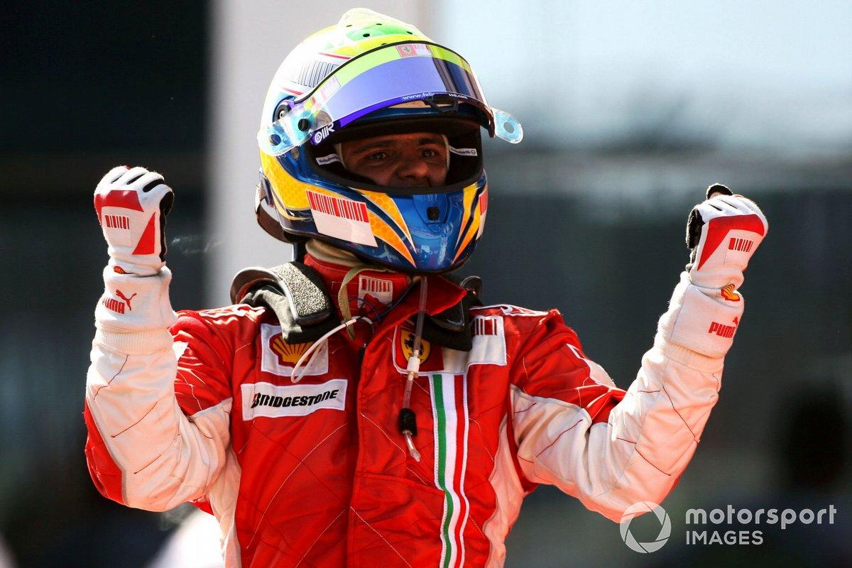 2007 galibi: Felipe Massa, Ferrari