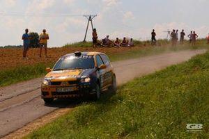 Michał Rokita, Wojciech Habuda, Renault Clio