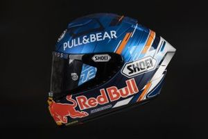 Helmet of Marquez, Repsol Honda Team