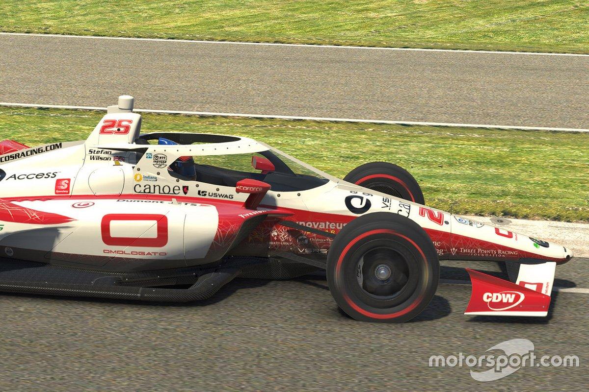 Stefan Wilson, Juncos Racing