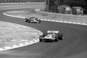 Ronnie Peterson, March 701, Emerson Fittipaldi, Lotus 49C