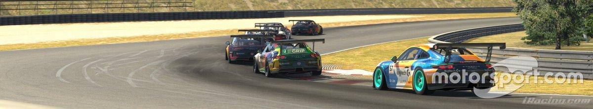 Jeff Giassi no Mundial de eSports da Porsche