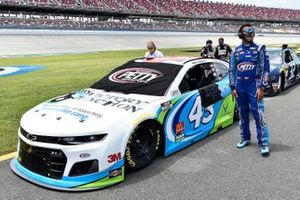 Darrell Wallace Jr., Richard Petty Motorsports, Chevrolet Camaro Victory Junction