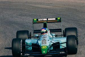 Ivan Capelli, Leyton House CG901 Judd, GP del Giappone del 1990