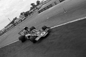 Ronnie Peterson, Lotus 72E