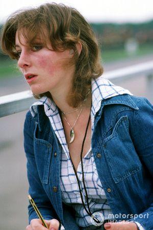 Nella Pryce, mujer de Tom Pryce