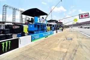 Место для пит-стопа Даррела Уоллеса-младшего, Richard Petty Motorsports, Chevrolet Camaro